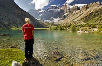 Озера в Фанских горах