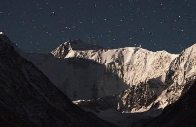 Звездное небо на Алтае