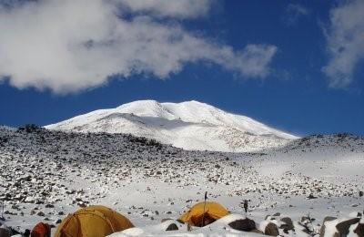 Базовый лагерь Арарата