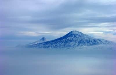 Арарат в облаках