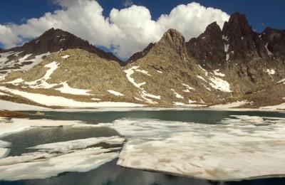 В горах Качкар