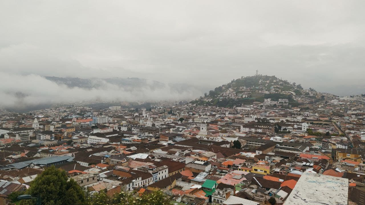 Тур в Эквадор Котопакси и Чимборасо, Кито