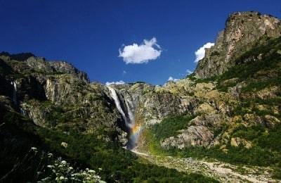 Мазерские водопады