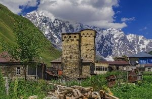 Башни Сванетии, Грузия