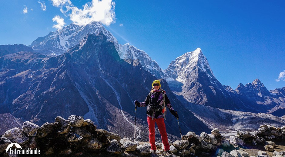 базовый лагерь эвереста