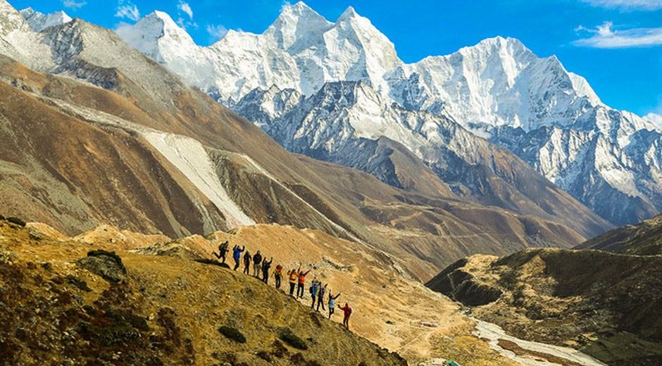 Треккинг Непал, путь к Эвересту