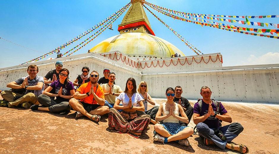 Буданатх, Катманду треккинг непал