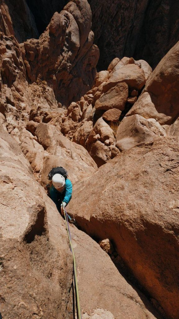 альпинизм в дахабе гора сафсафа