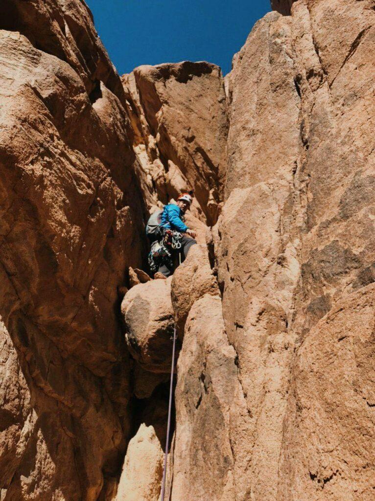 альпинизм в дахабе гора батта