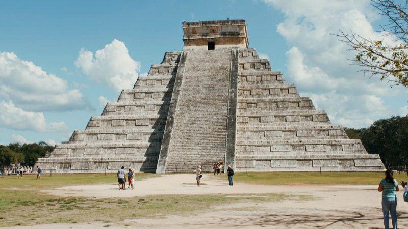 пирамиды теотикуан орисаба