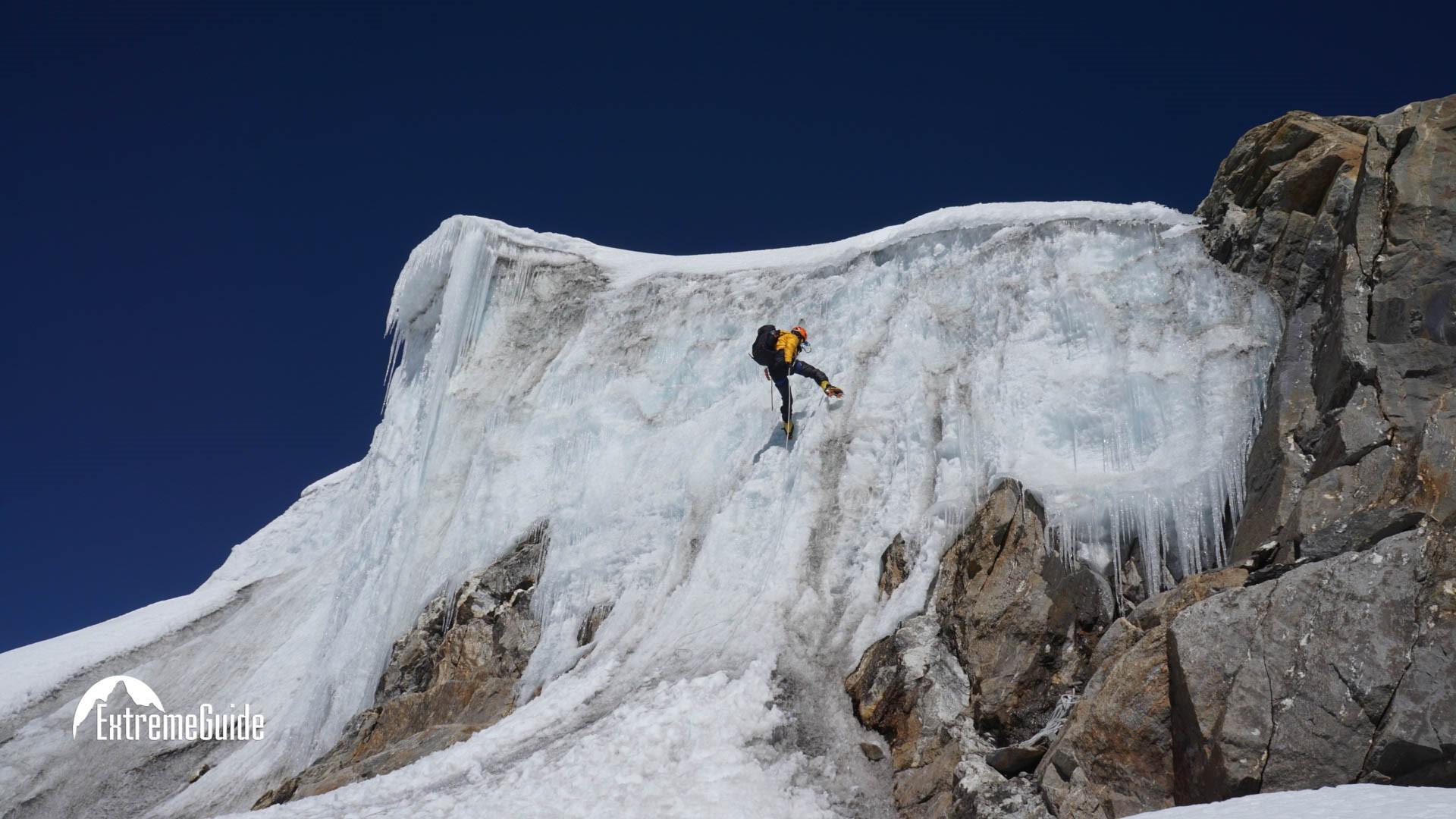 восхождения в Непале