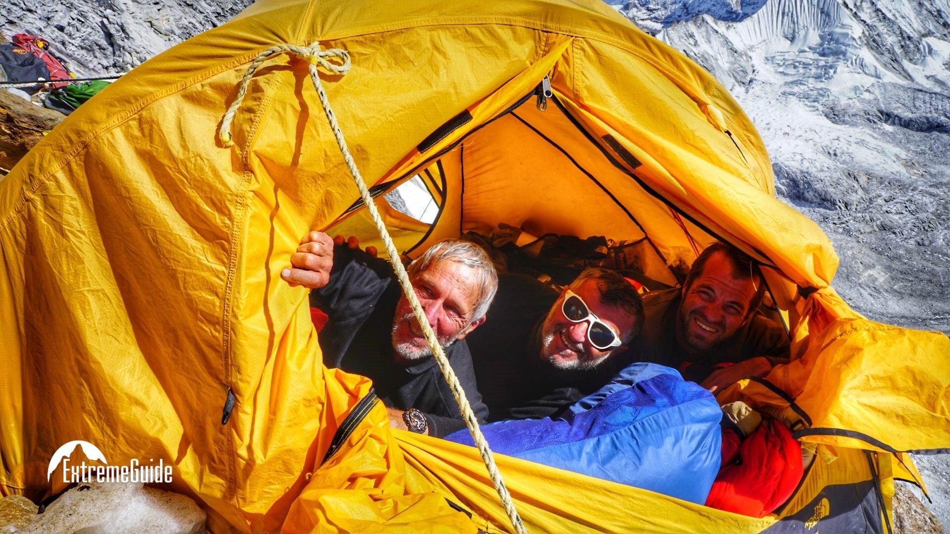 непал восхождения 6000 м
