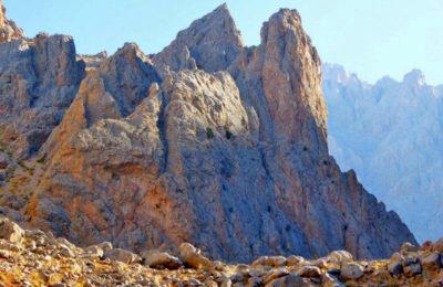 Скалы Аладаглара