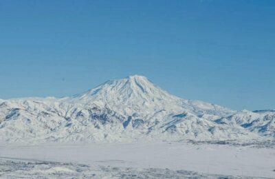 зимнее восхождение на Арарат