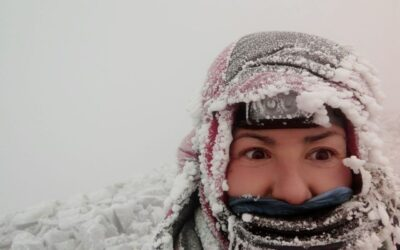 как не замерзнуть зимой в горах